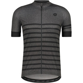 AGU Essential Melange SS Jersey Men, iron grey